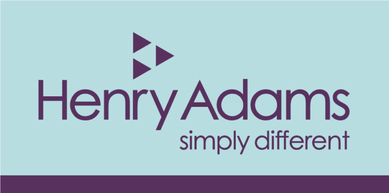 Henry Adams – Waterside Homes Department logo