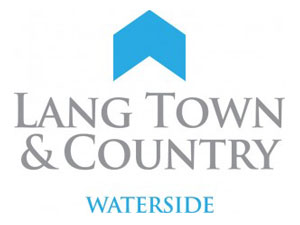 Lang Town & Country – Waterfront Homes Department logo
