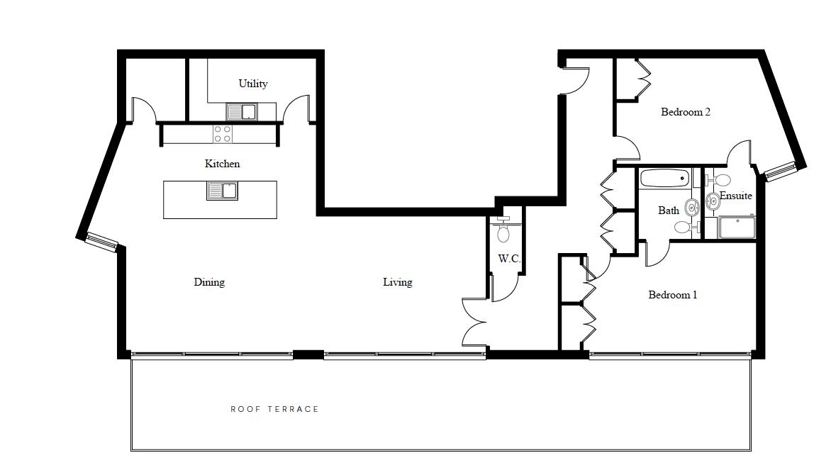 Aspect floorplan