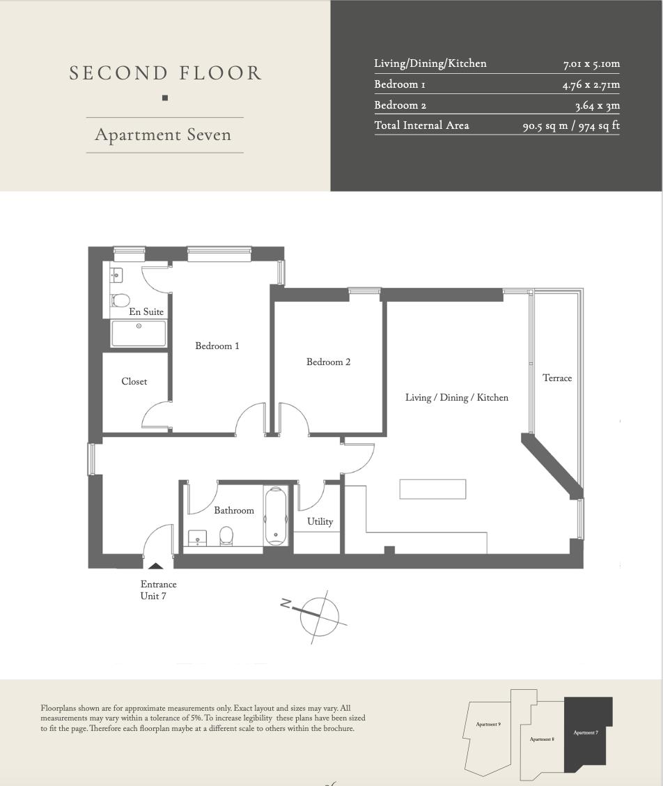 Seabrook Road floorplan