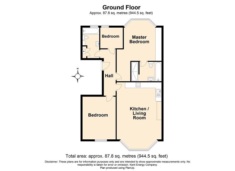 21 Clifton Crescent floorplan
